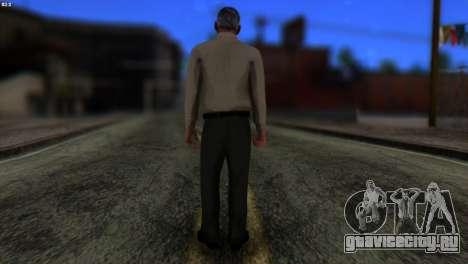 GTA 5 Skin 6 для GTA San Andreas второй скриншот