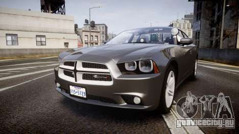 Dodge Charger Traffic Patrol Unit [ELS] rbl для GTA 4