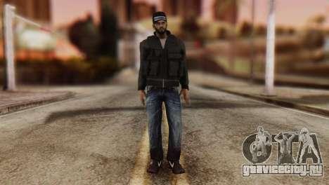 Desmadroso Skin v8 для GTA San Andreas второй скриншот