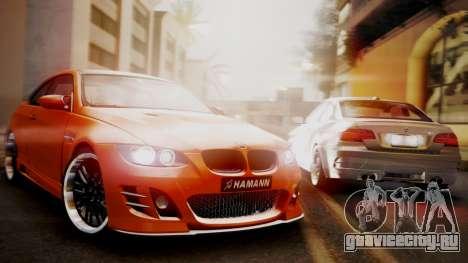 BMW M3 E92 Hamman для GTA San Andreas