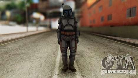 Star Wars Repulic Commando 2 Jango Fett для GTA San Andreas