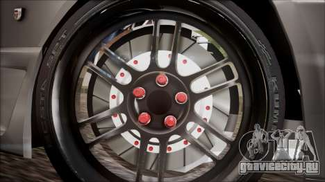 Nissan Skyline R32 для GTA San Andreas вид сзади слева