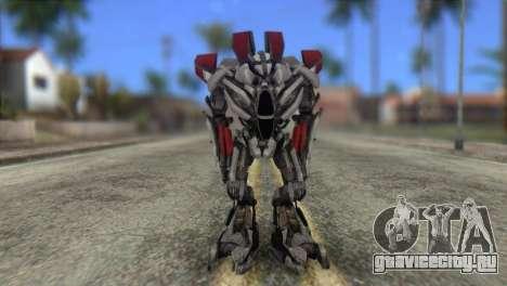 Air Raide Skin from Transformers для GTA San Andreas