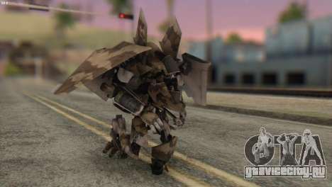 Breakaway Skin from Transformers для GTA San Andreas