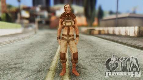 Lunatic NPC from Batman Arkham Asylum для GTA San Andreas второй скриншот