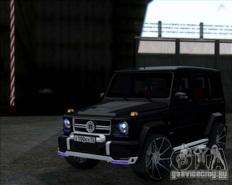 Brabus B65 Angry для GTA San Andreas