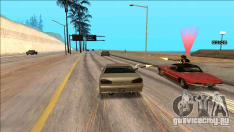 COP Plus для GTA San Andreas четвёртый скриншот