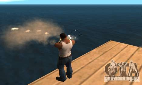 Perfect Weather and Effects for Low PC для GTA San Andreas восьмой скриншот