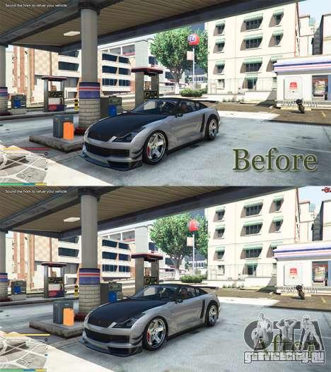 Топливо v0.8 для GTA 5