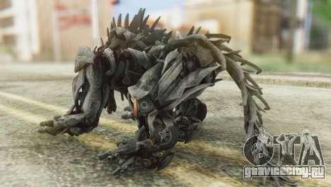 Hatchet Skin from Transformers для GTA San Andreas второй скриншот
