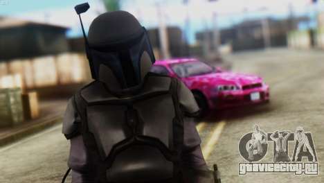 Star Wars Repulic Commando 2 Jango Fett для GTA San Andreas третий скриншот