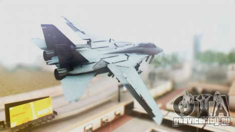 F-14D VF-2 Bounty Hunters для GTA San Andreas вид слева