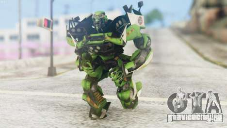 Ratchet Skin from Transformers v2 для GTA San Andreas
