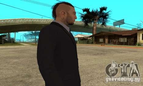 Mens Look [HD] для GTA San Andreas пятый скриншот
