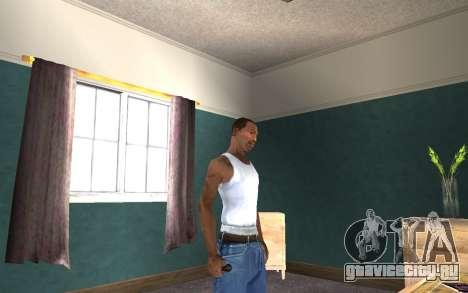 Телефонная трубка для GTA San Andreas седьмой скриншот
