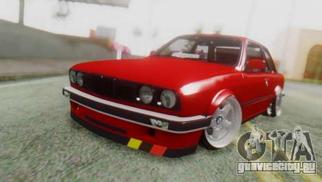 BMW M3 E30 B.O. Yapım для GTA San Andreas