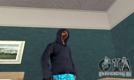 Cool Bitch Skin для GTA San Andreas четвёртый скриншот