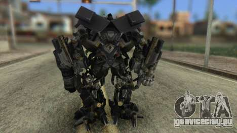 Ironhide Skin from Transformers v2 для GTA San Andreas третий скриншот