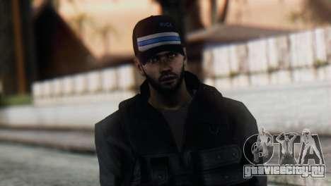 Desmadroso Skin v8 для GTA San Andreas