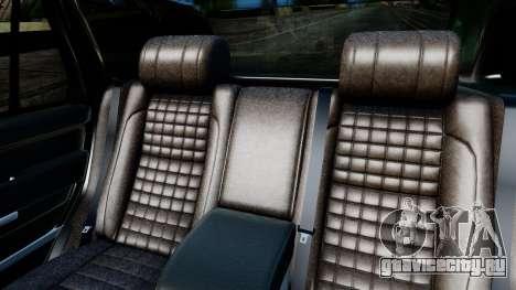 Range Rover Vogue Lumma Stratech для GTA San Andreas вид изнутри