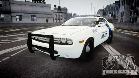 Dodge Challenger Homeland Security [ELS] для GTA 4