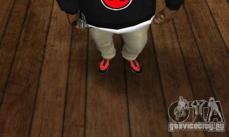 Ballas Cool Pack для GTA San Andreas второй скриншот