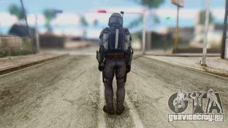 Star Wars Repulic Commando 2 Jango Fett для GTA San Andreas второй скриншот