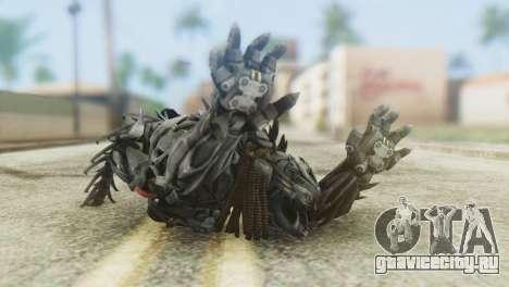 Hatchet Skin from Transformers для GTA San Andreas третий скриншот