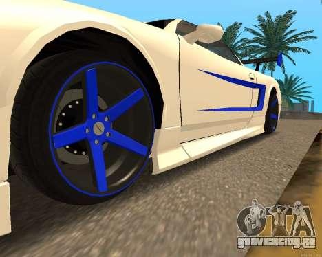 Инфернус Кожи для GTA San Andreas вид справа