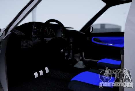 Daewoo Nexia 2006 для GTA San Andreas вид сбоку