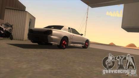 Super Elegy для GTA San Andreas вид слева