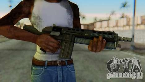 Assault Shotgun GTA 5 v1 для GTA San Andreas третий скриншот