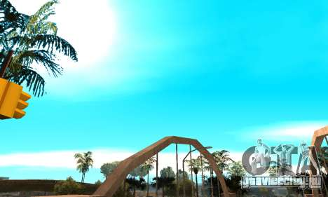 Perfect Weather and Effects for Low PC для GTA San Andreas пятый скриншот