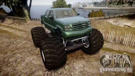 Albany Cavalcade FXT Monster Truck для GTA 4