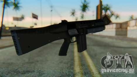 Assault Shotgun GTA 5 v1 для GTA San Andreas второй скриншот