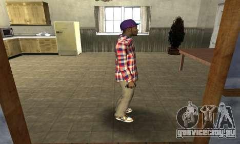 Ballas Cool Pack для GTA San Andreas девятый скриншот