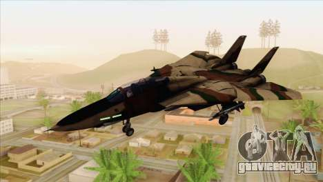 Grumman F-14A IRIAF для GTA San Andreas