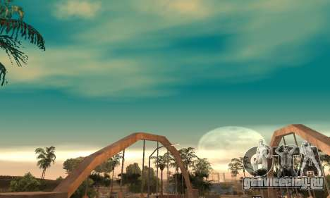 Perfect Weather and Effects for Low PC для GTA San Andreas шестой скриншот