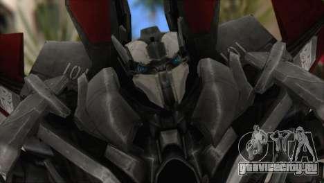 Air Raide Skin from Transformers для GTA San Andreas третий скриншот