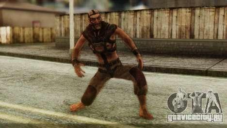 Lunatic NPC from Batman Arkham Asylum для GTA San Andreas