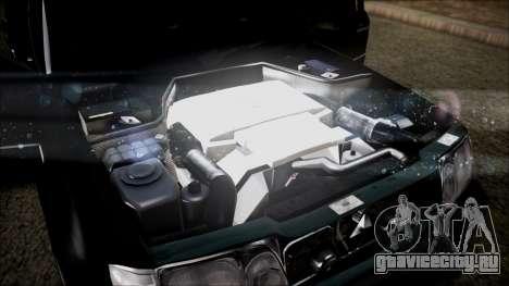 Mercedes-Benz W124 E500 для GTA San Andreas вид сзади