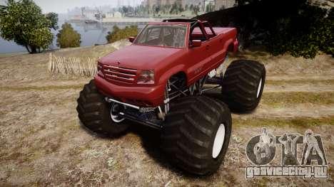 Albany Cavalcade FXT Cabrio Monster Truck для GTA 4