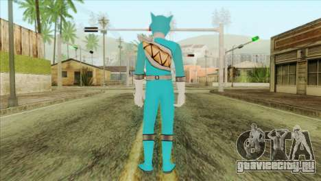 Power Rangers Skin 1 для GTA San Andreas второй скриншот
