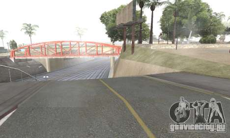 Perfect Weather and Effects for Low PC для GTA San Andreas седьмой скриншот