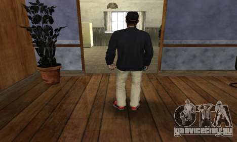 Ballas Cool Pack для GTA San Andreas пятый скриншот