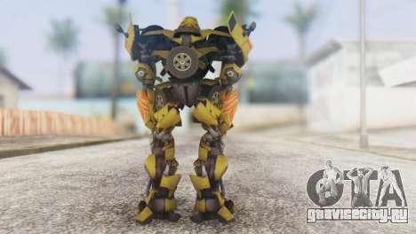 Ratchet Skin from Transformers v1 для GTA San Andreas третий скриншот
