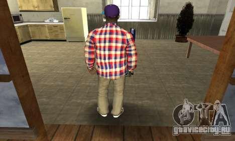 Ballas Cool Pack для GTA San Andreas десятый скриншот