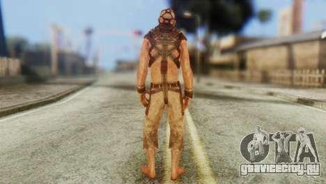 Lunatic NPC from Batman Arkham Asylum для GTA San Andreas третий скриншот