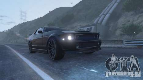 Рыцарь дорог v1.0b для GTA 5