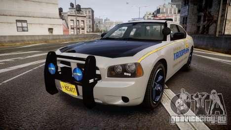 Dodge Charger Alaska State Trooper [ELS] для GTA 4